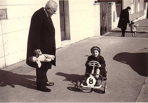 Nonno e nipote