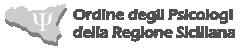 Logo dell' Ordine degli Psicologi della Regione Siciliana (OPRS)